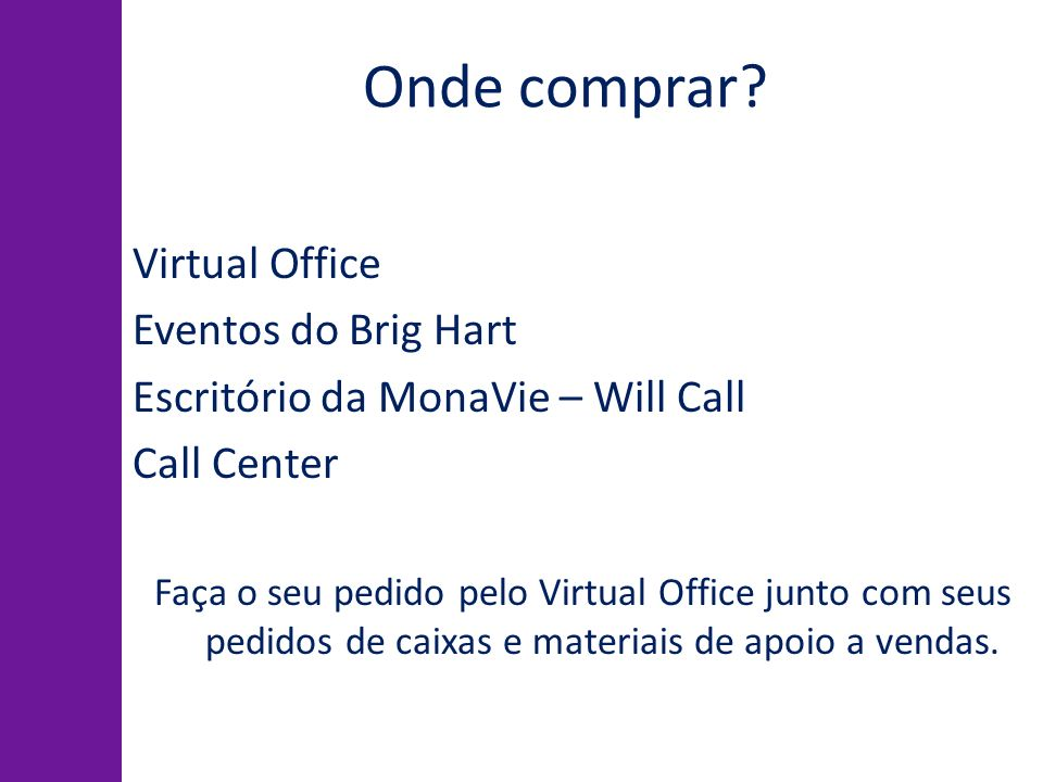 Onde comprar Virtual Office Eventos do Brig Hart