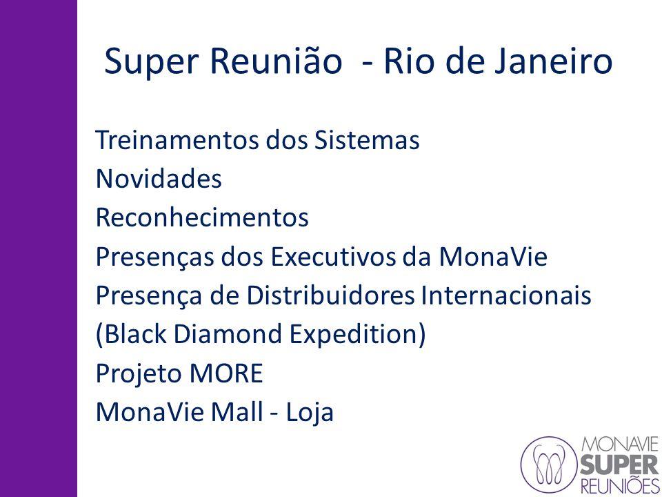 Super Reunião - Rio de Janeiro