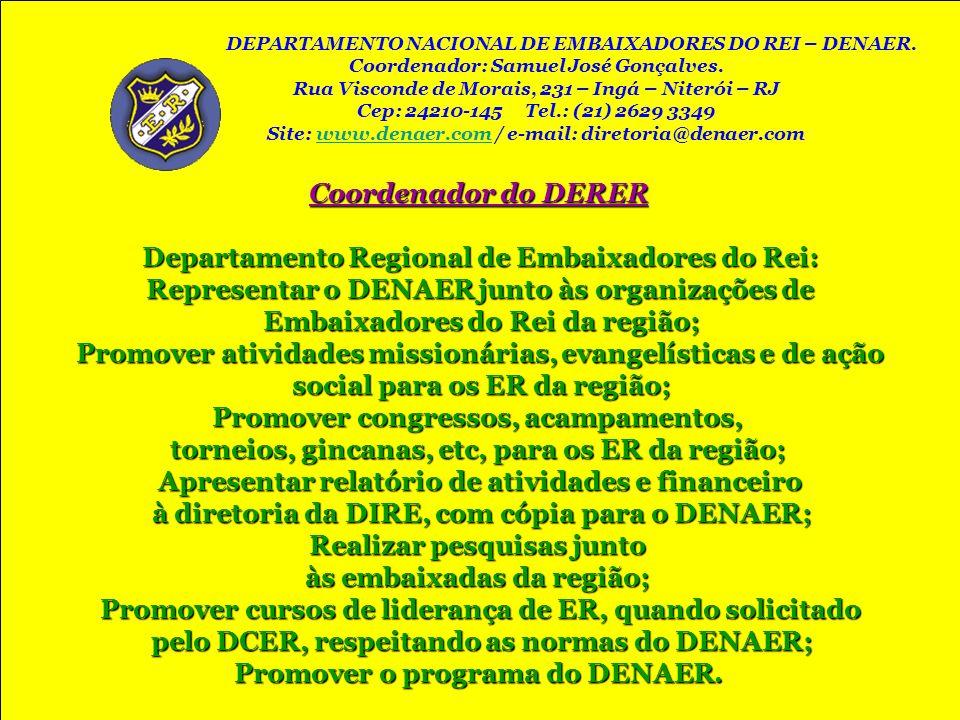 Departamento Regional de Embaixadores do Rei: