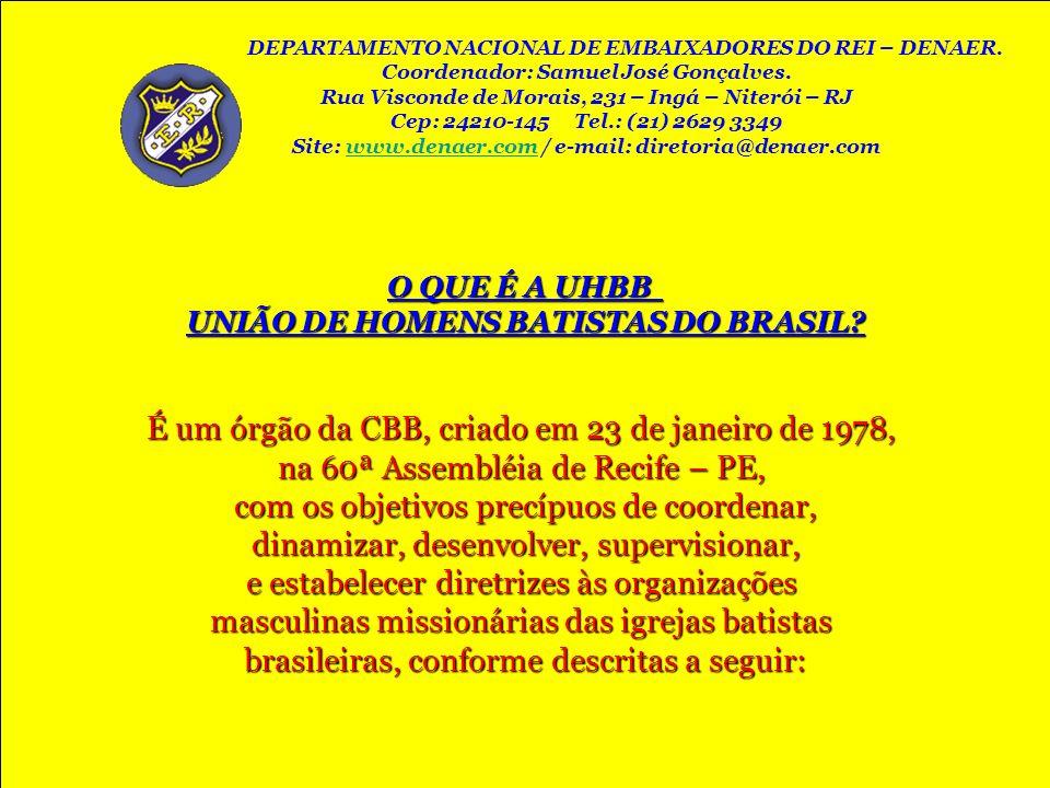 É um órgão da CBB, criado em 23 de janeiro de 1978,