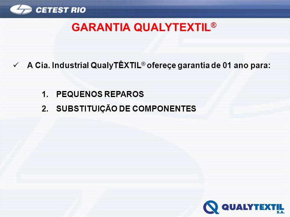 GARANTIA QUALYTEXTIL®