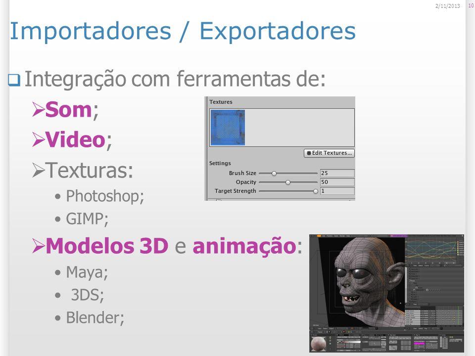 Importadores / Exportadores