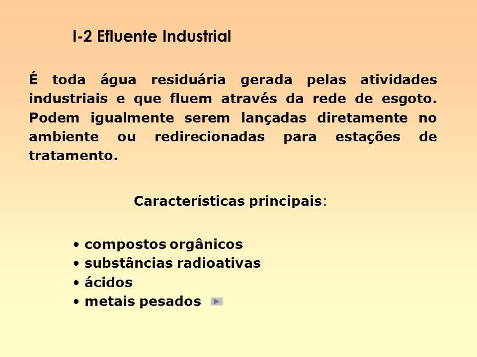 I-2 Efluente Industrial