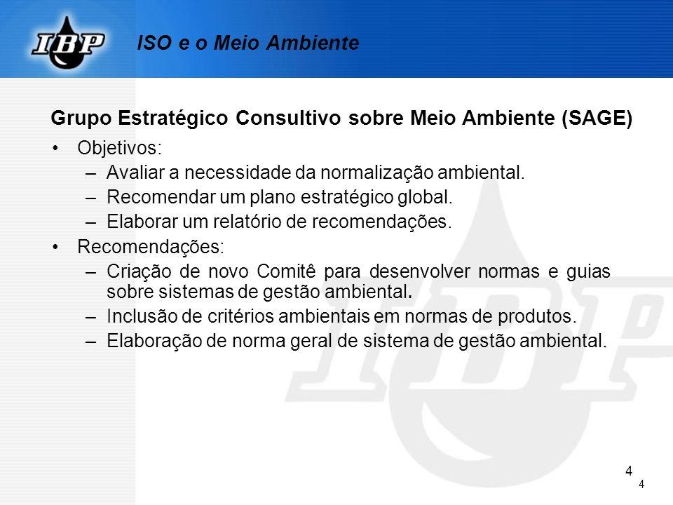 Grupo Estratégico Consultivo sobre Meio Ambiente (SAGE)