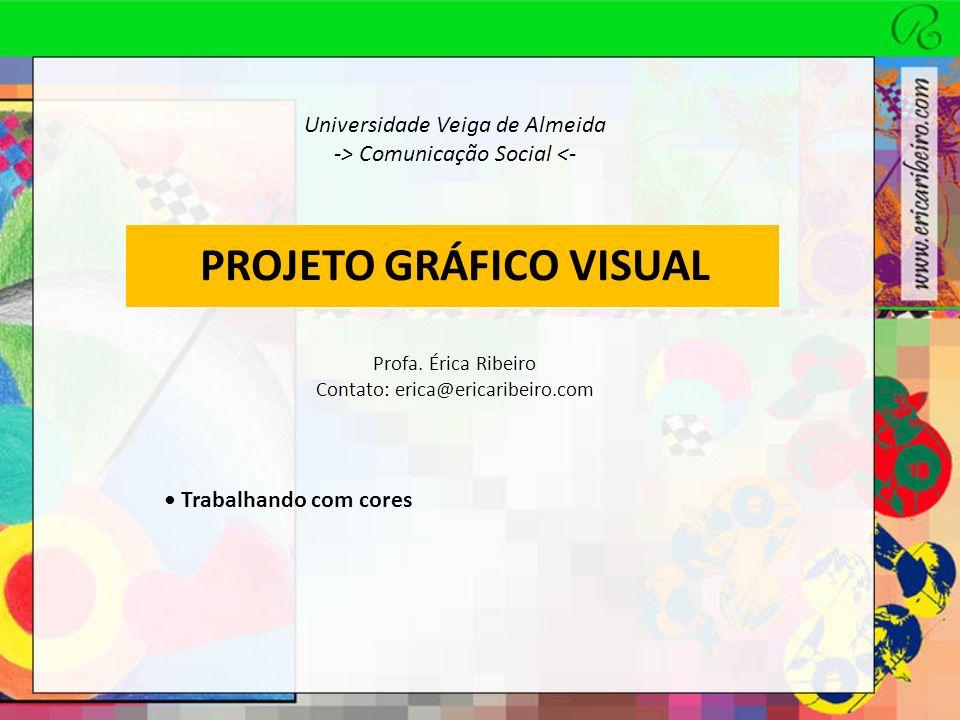 PROJETO GRÁFICO VISUAL