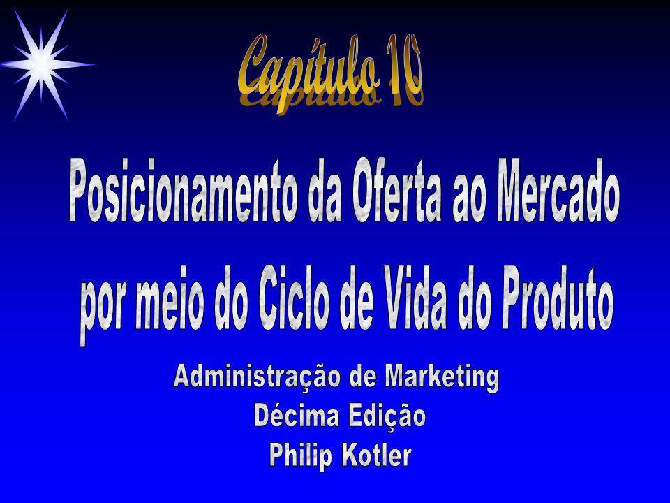 Capítulo 10 Posicionamento da Oferta ao Mercado