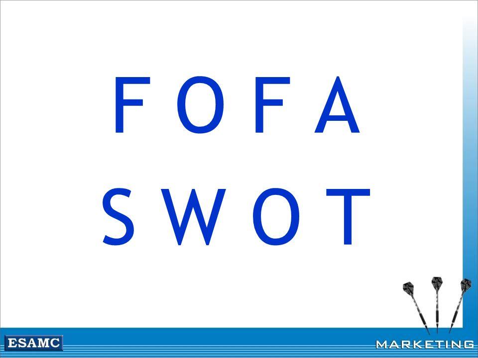F O F A S W O T 59
