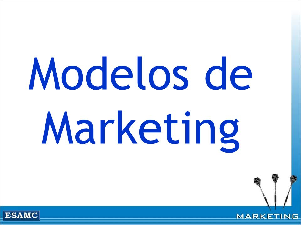 Modelos de Marketing 58