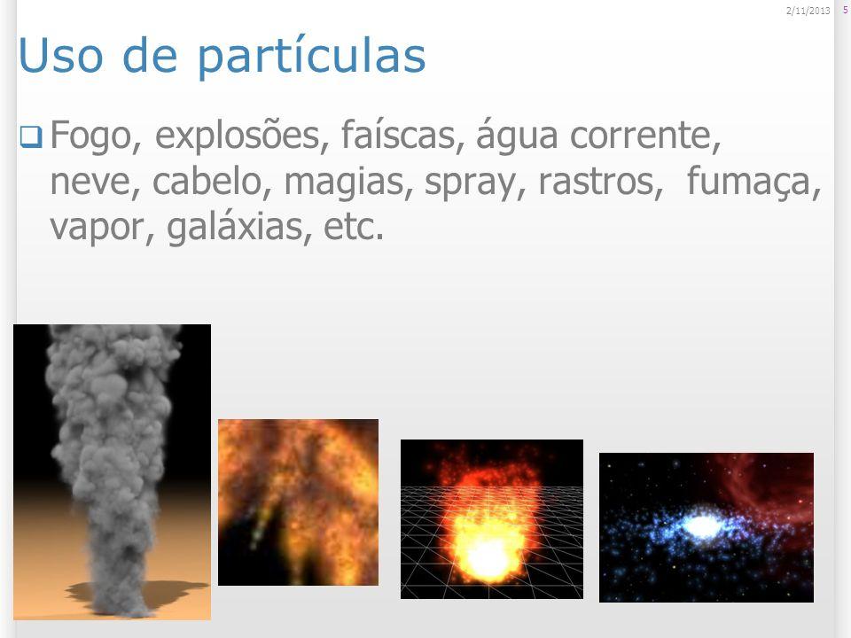 Uso de partículas 23/03/2017. 23/03/2017.