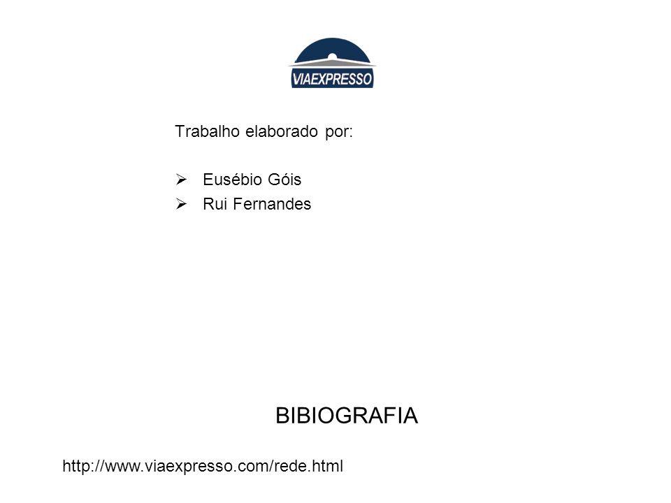 BIBIOGRAFIA Trabalho elaborado por: Eusébio Góis Rui Fernandes