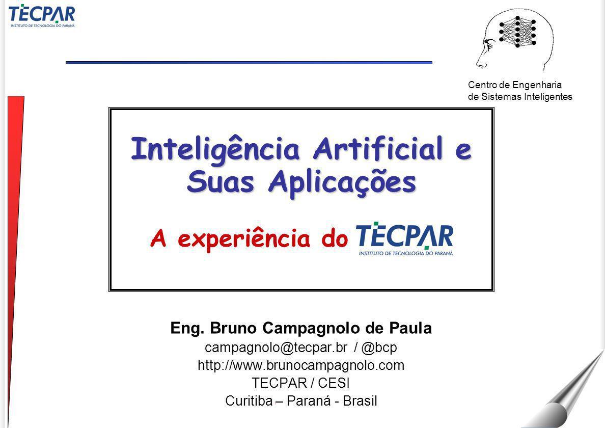 Inteligência Artificial e Suas Aplicações