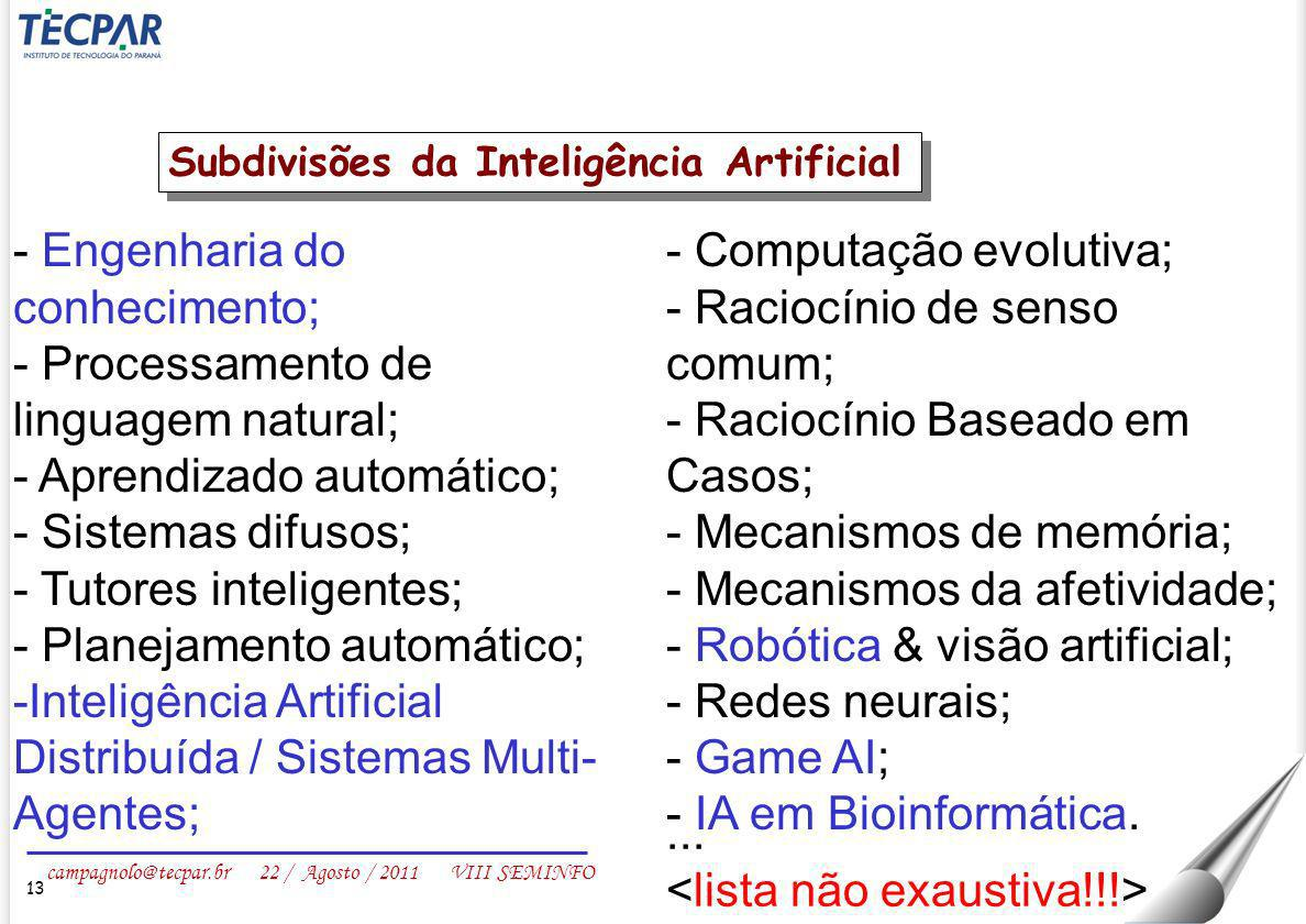 Engenharia do conhecimento; Processamento de linguagem natural;