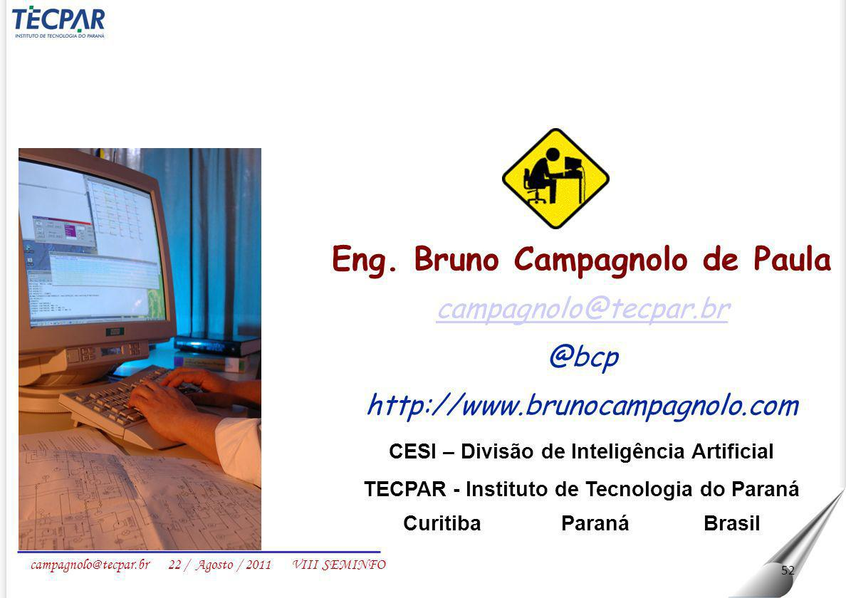 Eng. Bruno Campagnolo de Paula