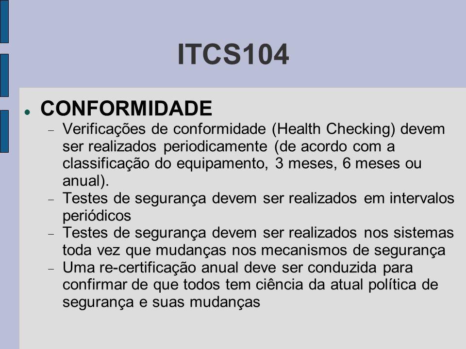 ITCS104 CONFORMIDADE.