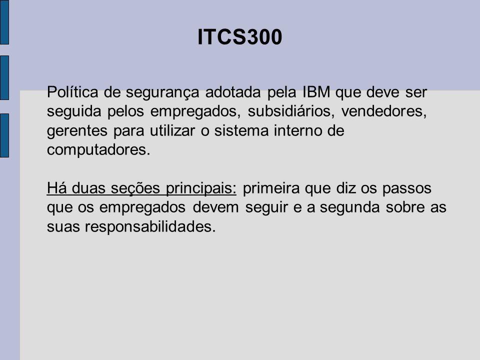 ITCS300