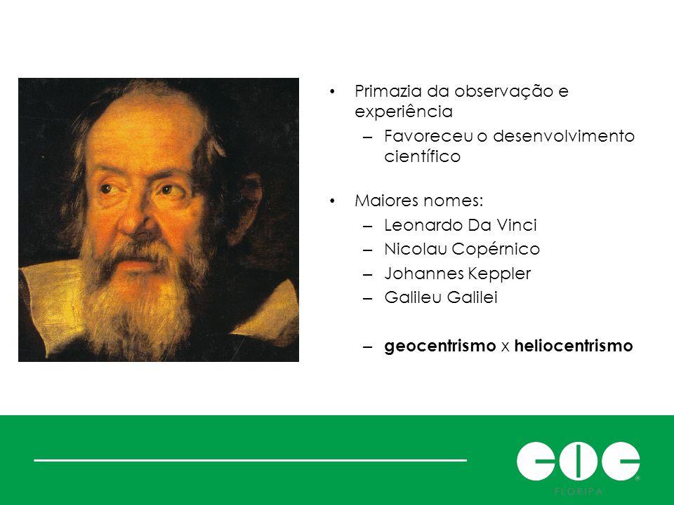 A ciência no Renascimento