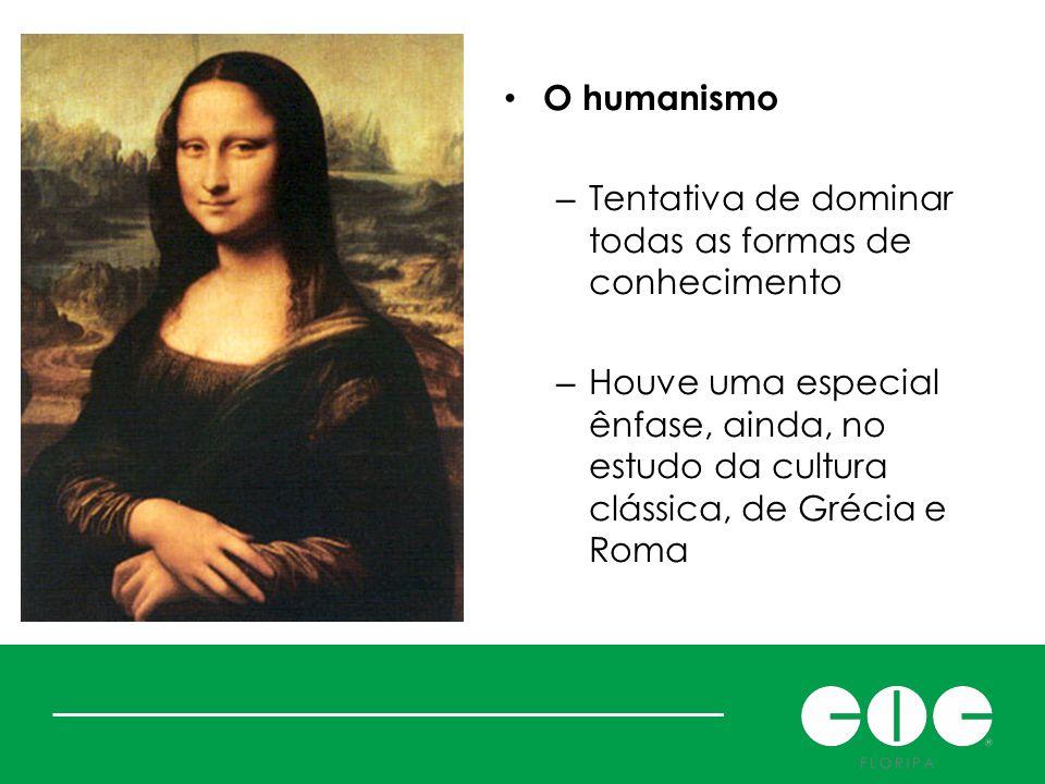 Humano ou humanista O humanismo