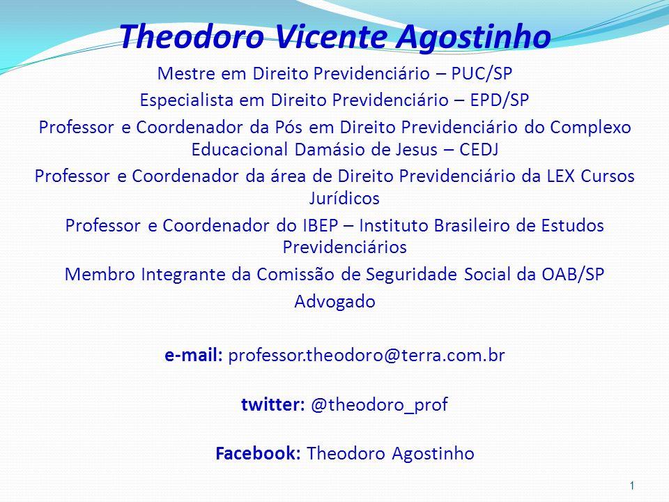 Theodoro Vicente Agostinho