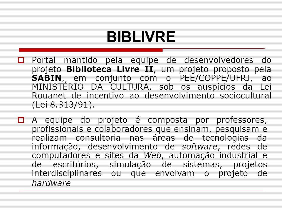 BIBLIVRE