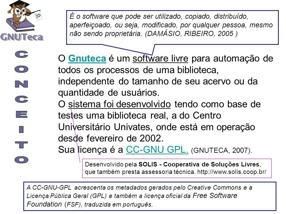 É o software que pode ser utilizado, copiado, distribuído,