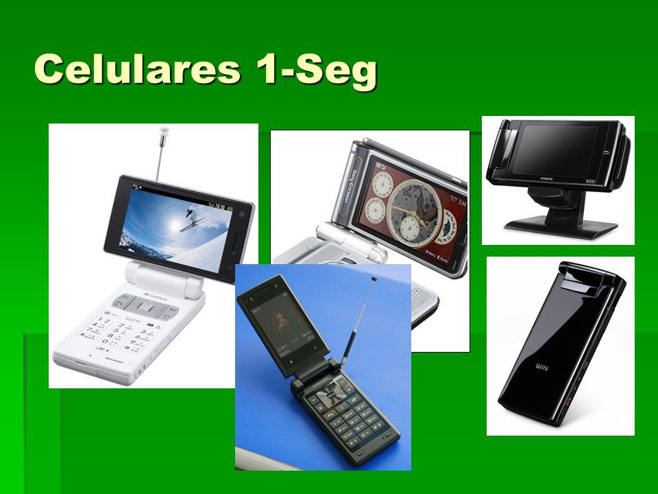 Celulares 1-Seg