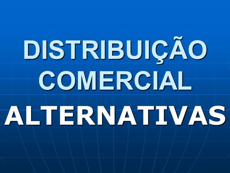 DISTRIBUIÇÃO COMERCIAL
