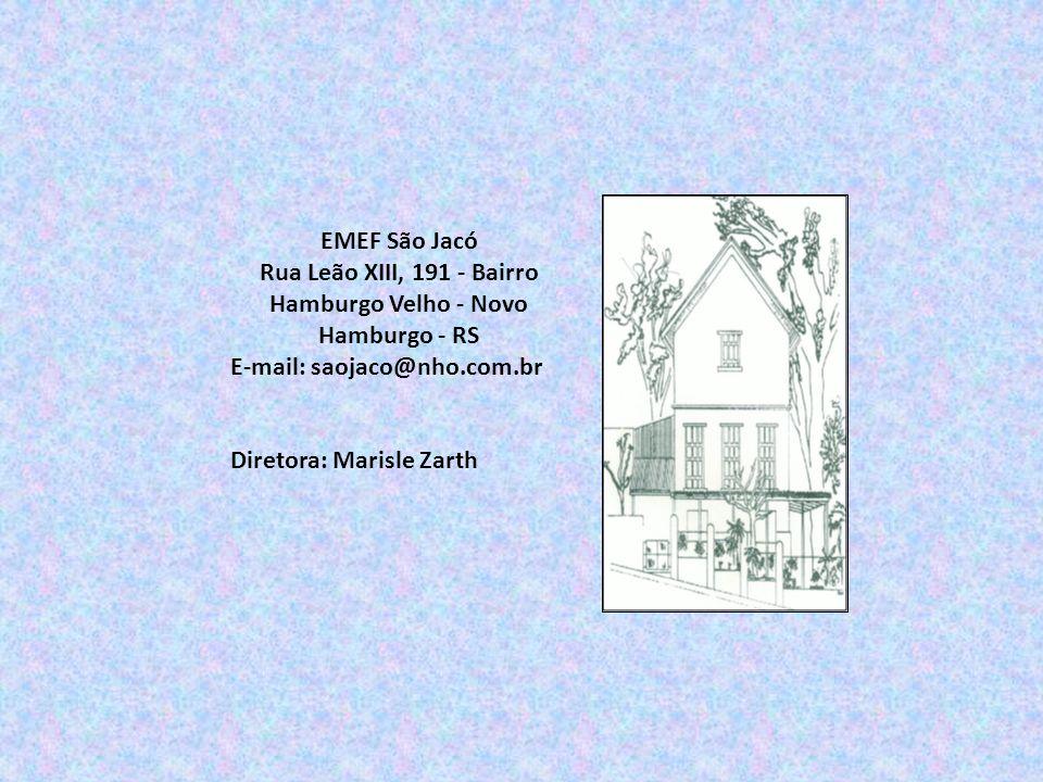Rua Leão XIII, 191 - Bairro Hamburgo Velho - Novo Hamburgo - RS