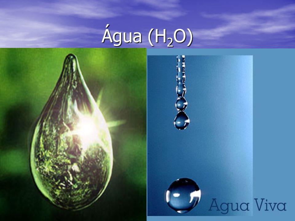 Água (H2O)