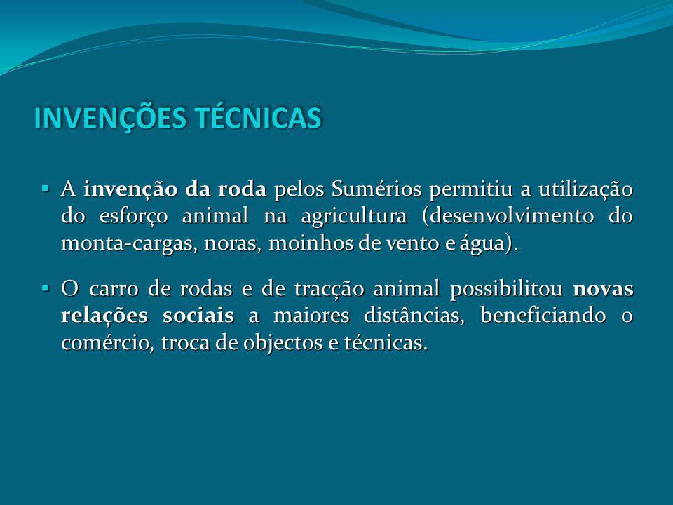 INVENÇÕES TÉCNICAS