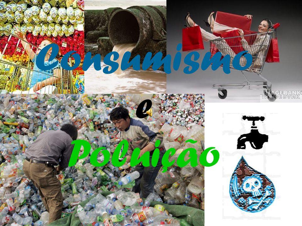 Consumismo e Poluição