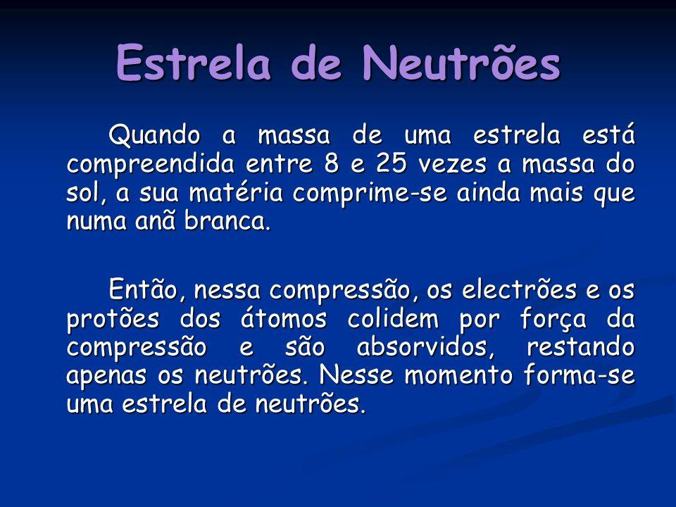 Estrela de Neutrões
