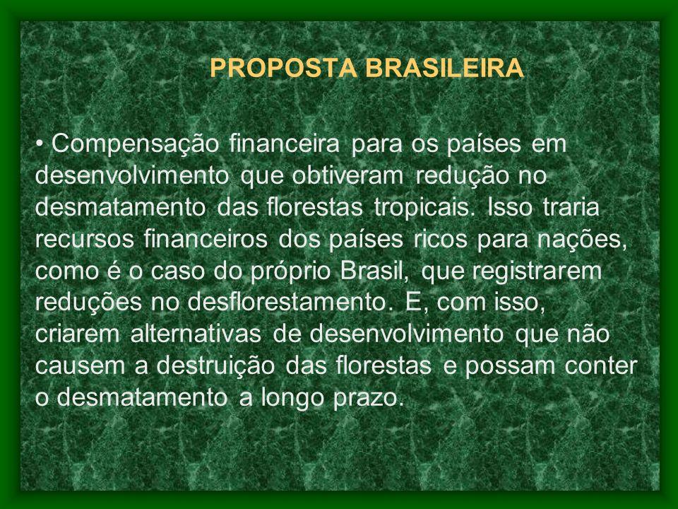 PROPOSTA BRASILEIRA