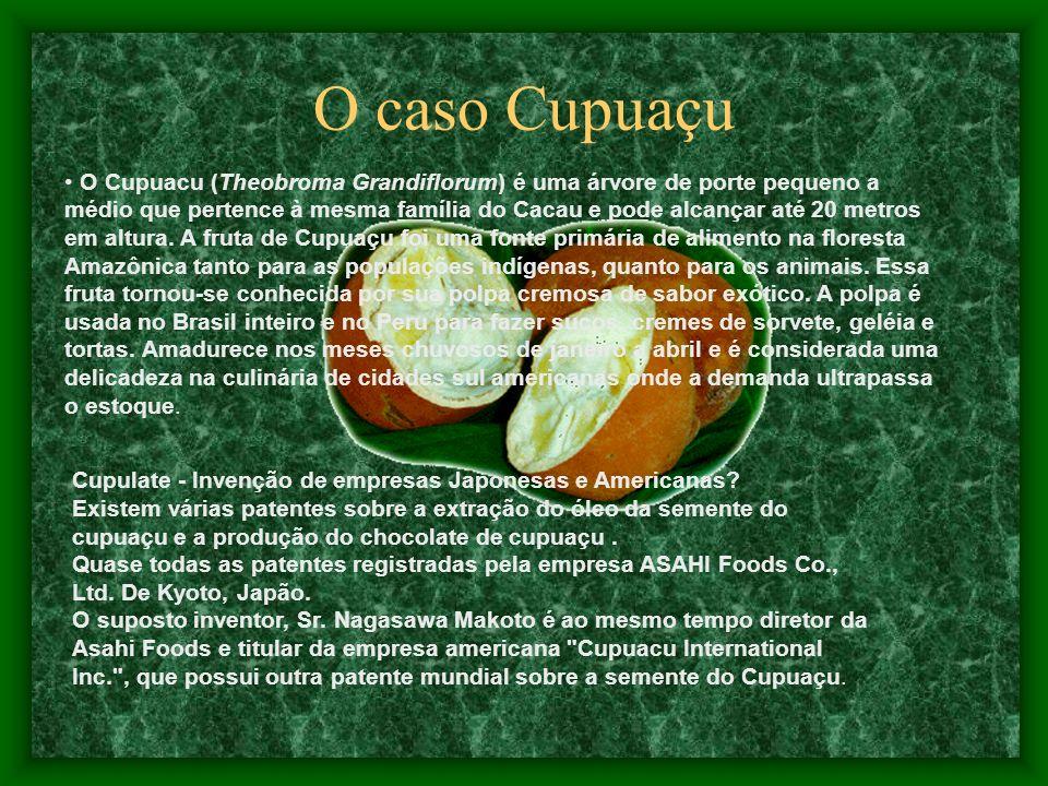 O caso Cupuaçu