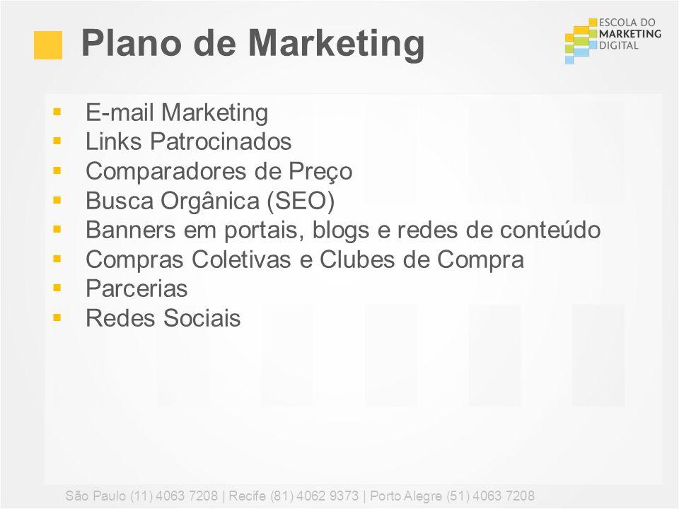 Plano de Marketing E-mail Marketing Links Patrocinados