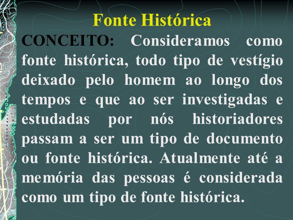 Fonte Histórica