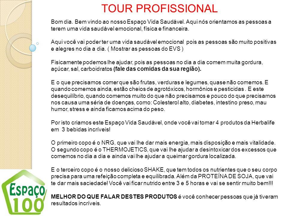 TOUR PROFISSIONAL