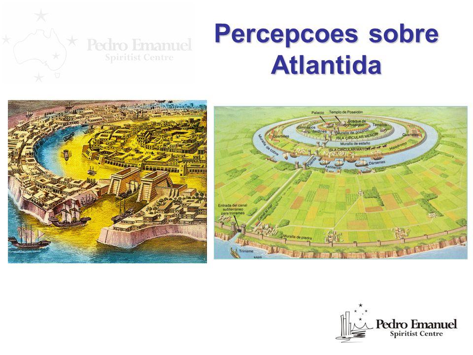 Percepcoes sobre Atlantida