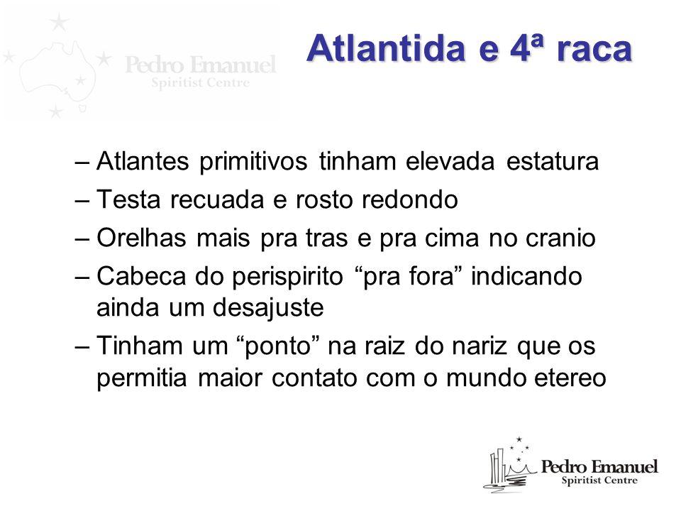 Atlantida e 4ª raca Atlantes primitivos tinham elevada estatura