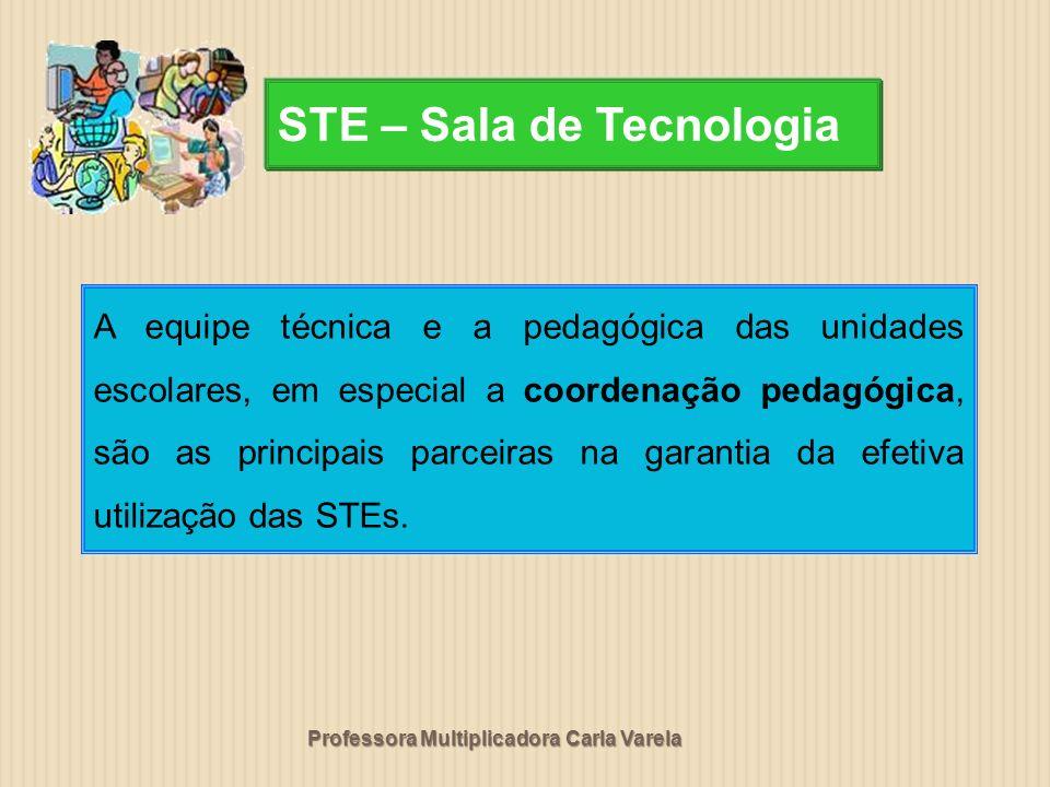 STE – Sala de Tecnologia