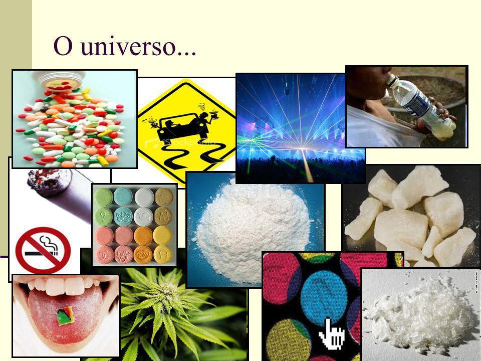 O universo...
