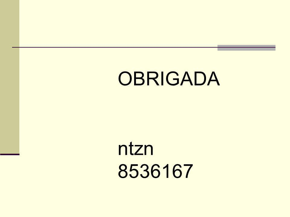 OBRIGADA ntzn 8536167