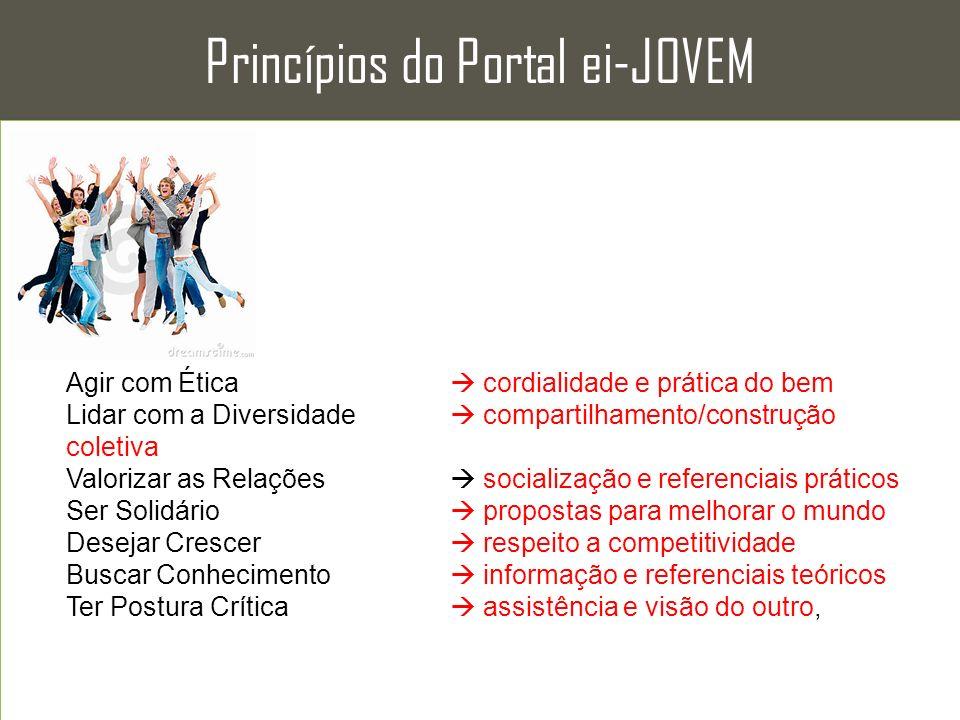 Princípios do Portal ei-JOVEM