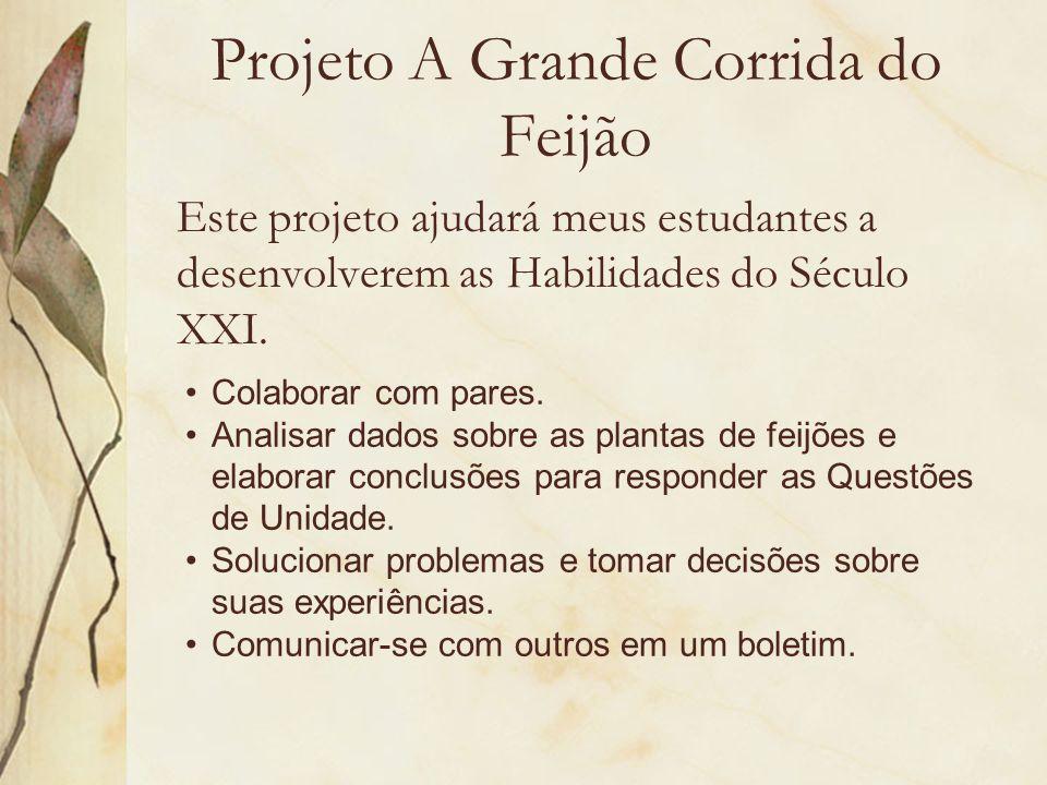 Projeto A Grande Corrida do Feijão