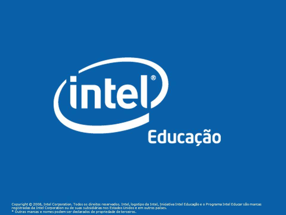 Copyright © 2008, Intel Corporation. Todos os direitos reservados