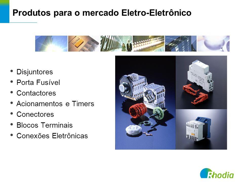 Produtos para o mercado Eletro-Eletrônico