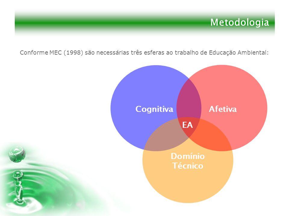 Metodologia Cognitiva Afetiva EA Domínio Técnico