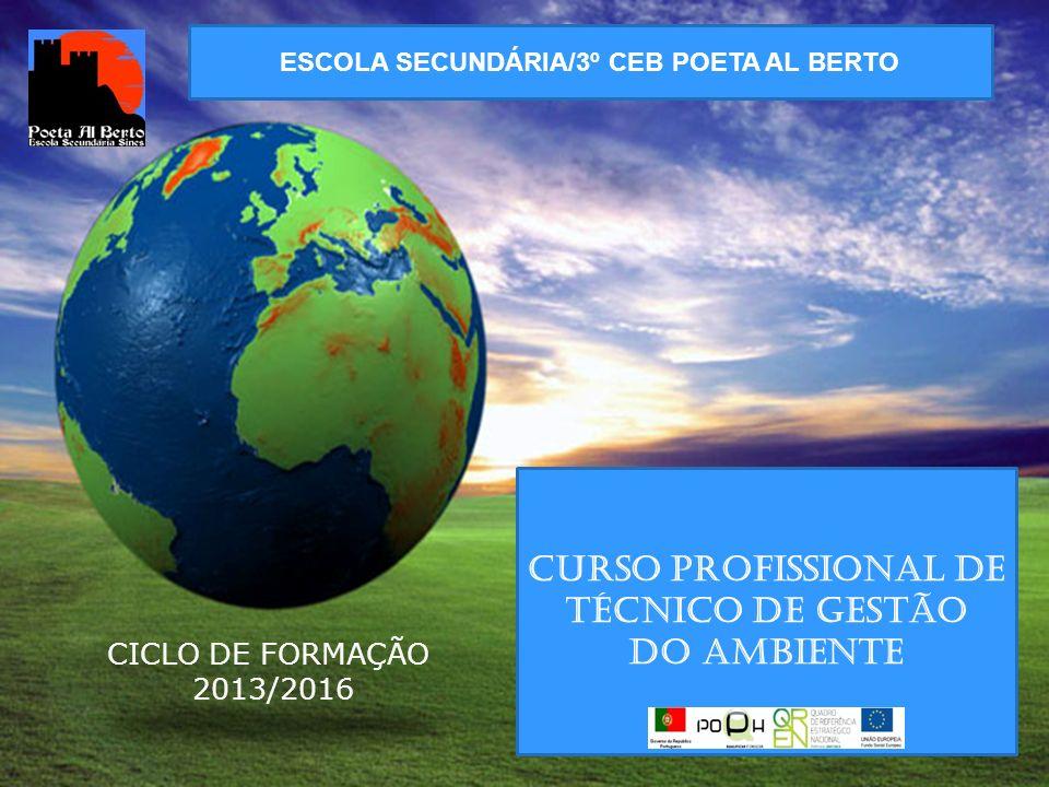 ESCOLA SECUNDÁRIA/3º CEB POETA AL BERTO