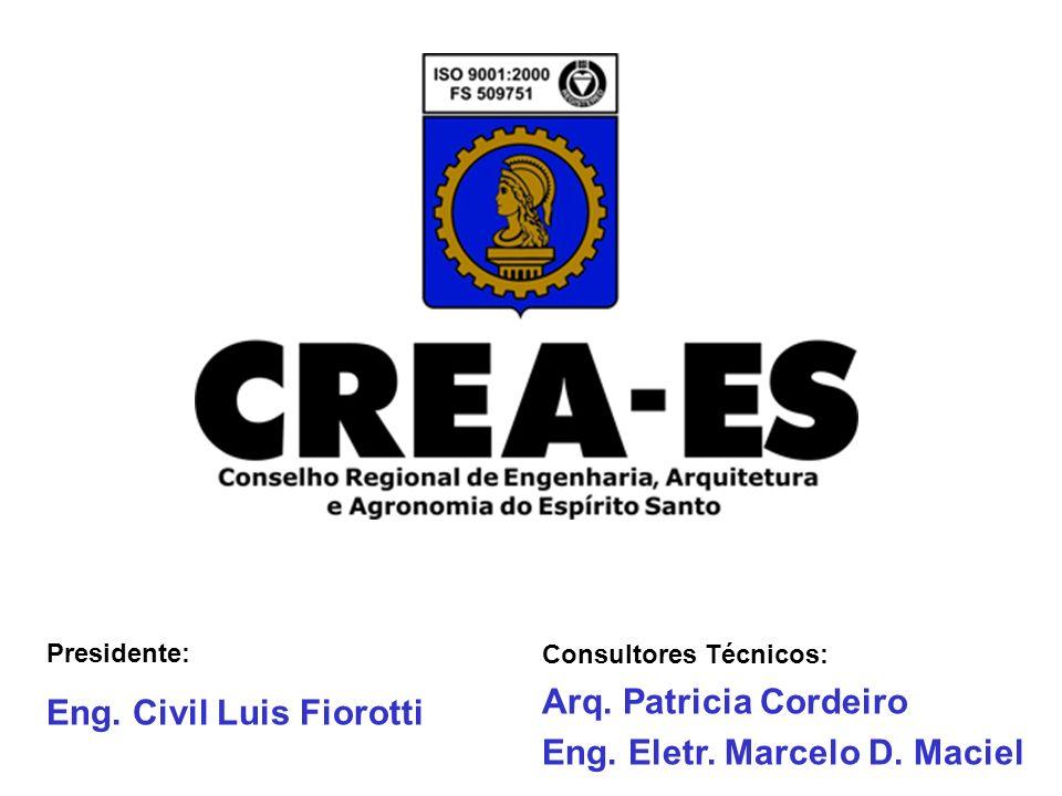 Eng. Civil Luis Fiorotti Arq. Patricia Cordeiro
