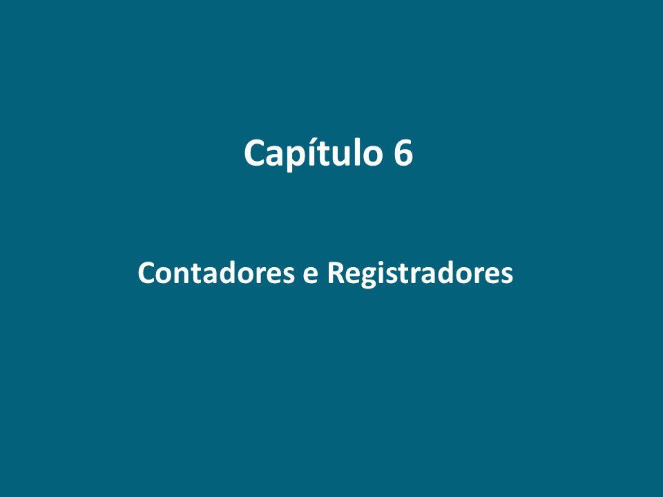 Contadores e Registradores
