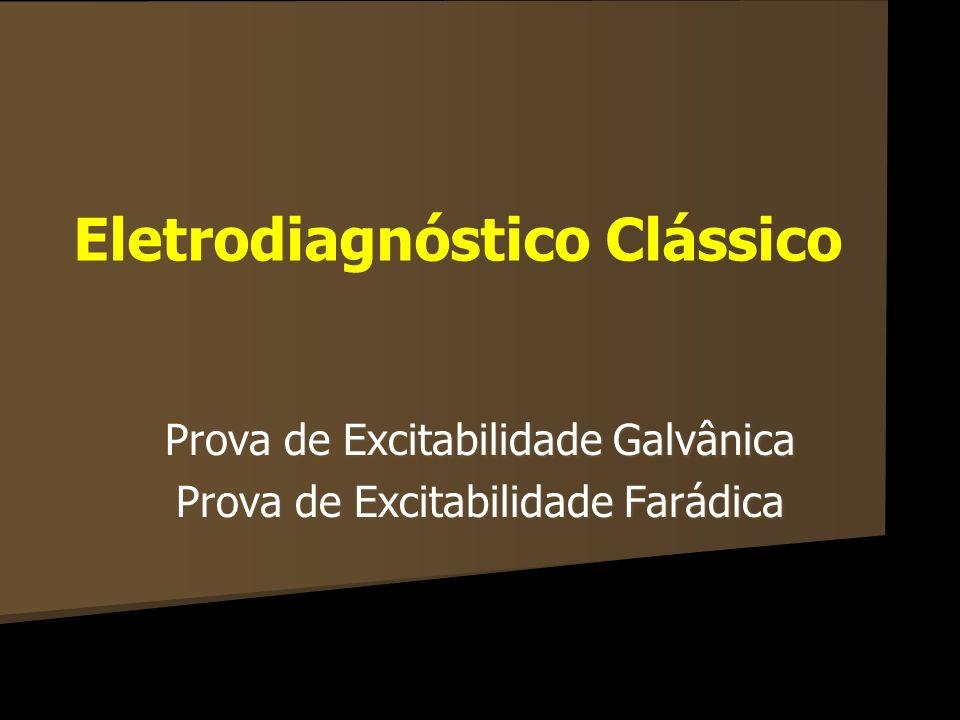 Eletrodiagnóstico Clássico